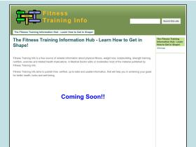fitness-training-info.com
