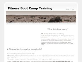 fitnessbootcamp.synthasite.com