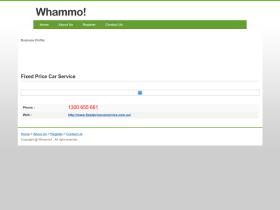 fixed-price-car-service.whammo.com.au