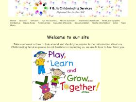 fjchildminding.co.uk
