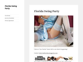 floridaswingparty.com