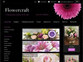 flowercraftflowers.com