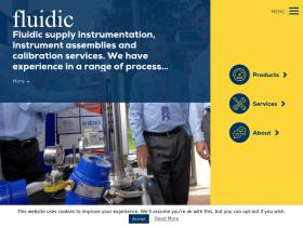 fluidic-ltd.co.uk