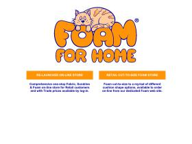 foamforhome.co.uk
