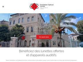 fondation-optical-center.org.il