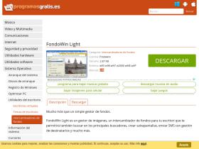 fondowin-light.programasgratis.es