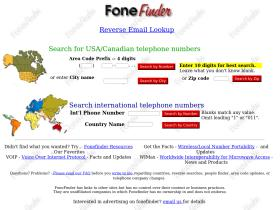 fonefinder.net