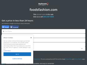 foodsfashion.com