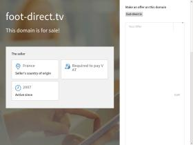 foot-direct.tv