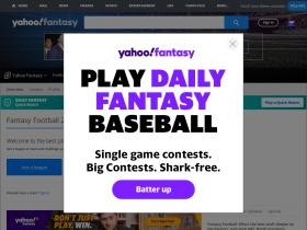 football.fantasysports.yahoo.com
