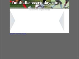 footballsoccertoday.com