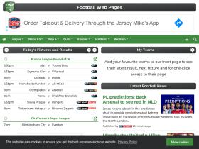 footballwebpages.co.uk