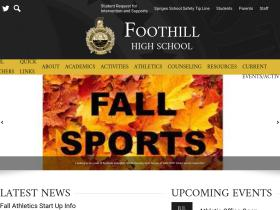 foothill.kernhigh.org