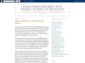 foreclosuresandhudhomes.blogspot.com