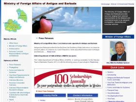 foreignaffairs.gov.ag