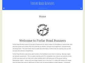 forfarroadrunners.co.uk