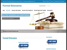 formalgrievance.co.uk