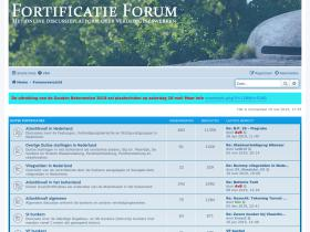 fortificatieforum.nl