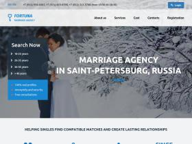 Russian Marriage Agency Zamuzh 86