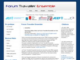 forum-travailler-ensemble.fr