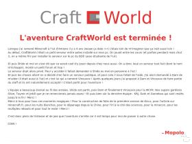 forum.craftworld.fr