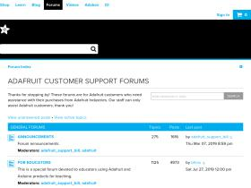 forums.adafruit.com