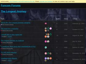 forums.longestjourney.com