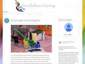 foxhollowcarving.com