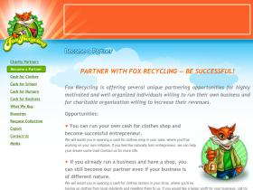 foxrecycling.co.uk