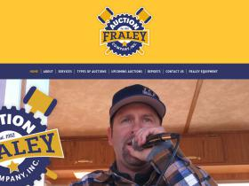 fraleyauction.com