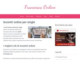 francescaonline.it