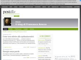 francescoarecco.postilla.it