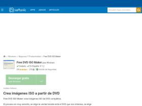 free-dvd-iso-maker.softonic.com