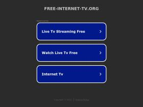 free-internet-tv.org