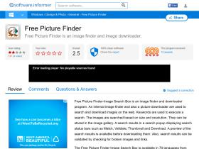 free-picture-finder.software.informer.com