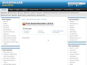 free-sound-recorder.sharewarejunction.com