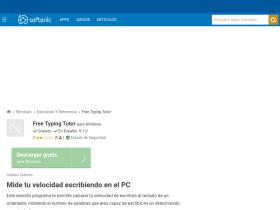 free-typing-tutor.softonic.com