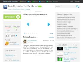 free-uploader-for-facebook.software.informer.com