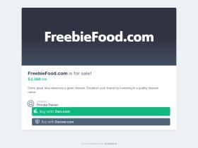 freebiefood.com
