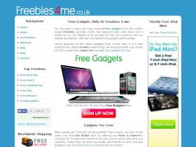 freebies4me.co.uk