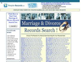 freedivorcemarriagerecords.com