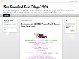 freedownloadnewtelugump3.blogspot.com