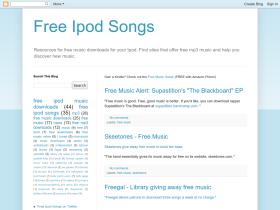 freeipodsongs.blogspot.com