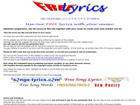 freelyrics.co.uk