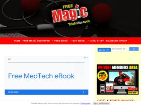 freemagictricks4u.com