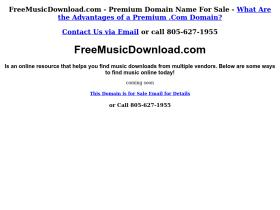 freemusicdownload.com