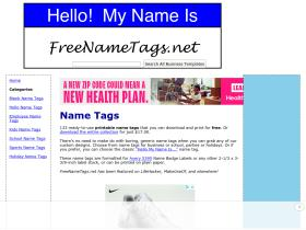 freenametags.net