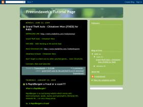 freeondawebtutorials.blogspot.com