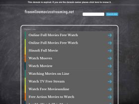 freeonlinemoviesstreaming.net