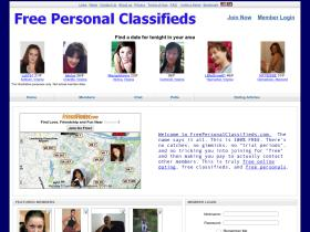 freepersonalclassifieds.com